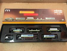 Märklin  8140 Zug-Set der Firma Voith , Heidenheim  NEU + OVP