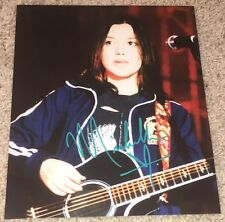 MICHELLE BRANCH SIGNED AUTOGRAPH OLD CONCERT 8x10 PHOTO B w/PROOF