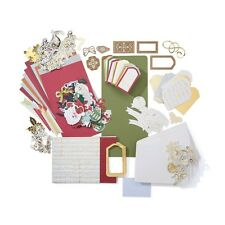 Anna Griffin Festive Flip Card Making Kit & Cutting Dies (30 Cards) New