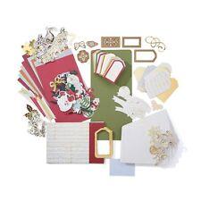Anna Griffin Fancy Flip Card Making Kit & Cutting Dies (30 Cards) New