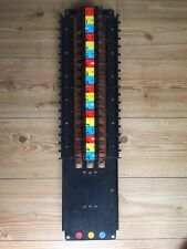 Crabtree Polestar Pan Assembly Distribution Board Box Fuse 12 Way 3 Phase 200