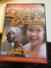 The Little Princess Shirley Temple DVD