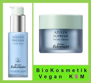 Azulen Set Dr.Eckstein Biokosmetik Azulen Supreme 50 ML And Azulen Balsam