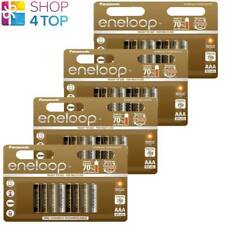 32 PANASONIC ENELOOP TONES EARTH RECHARGEABLE AAA HR03 BATTERIES BLISTER 1.2V