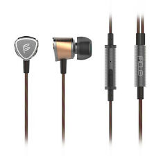 Fidue A65 IEM Earphones with Smartphone Controls - Refurbished