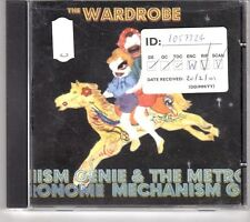 (GM409) The Wardrobe, Mechanism Genie And The Metronome - 2001 CD