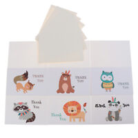 Thank You Cards Or Animal Cards With Envelope Business Custom Invitations No ib