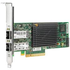 STANDARD PROFILE HP NC550SFP Dual-Port 2x 10GbE-LAN SFP+ PCIe x8 581201-B21 +++