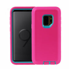 For Samsung Galaxy S9 / S9 Plus Case Universal Clip Fit Otterbox Defender Series