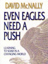 NEW - Even Eagles Need A Push by McNally, David
