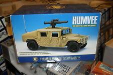 DIE CAST HUMVEE SCALE 1:24 US ARMY DESERT STORM