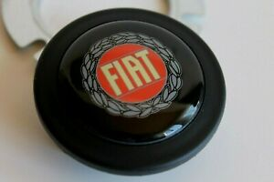 Horn Button fits FIAT VINTAGE CLASSIC Fits MOMO RAID SPARCO OMP NRG Steering