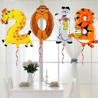 Wedding/Birthday/Event Foil Balloon Animals Theme Number Shape Kids Toys