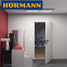 Hörmann Feuerschutztür Brandschutztür T30 H8-5 Stahltür Kellertür Garagentür