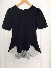 Cat Short Sleeve Tops & Blouses for Women