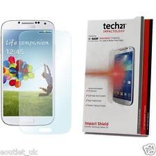 GENUINE Tech21 Impact Shield Screen Protector Samsung Galaxy S4 Self Heal NEW