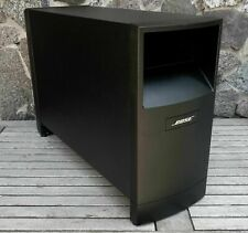 SUBWOOFER BOSE ACOUSTIMASS 10 SERIE 3 III AV SUB WOOFER AMPLIFICATO HOME THEATRE