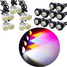 1pc LED Eagle Eye Light 9W Car Fog DRL Daytime Reverse Backup Parking Signal