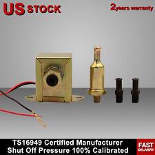 CarBole Electric Fuel Pump Generator Gas Diesel Engine 4-7PSI 12V