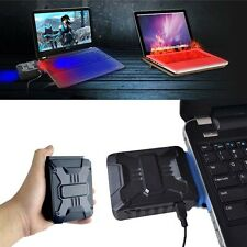Cooler USB Laptop Portable Mini Vacuum Air Cooling Fan Extracting Notebook