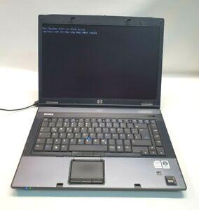SG20) HP COPMPAQ 8510p Laptop Notebook Defekt