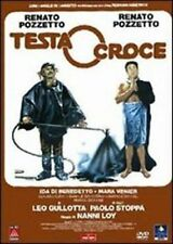 Dvd TESTA O CROCE - (1982) *** Renato Pozzetto/Nino Manfredi *** ......NUOVO