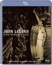 "JOHN LEGEND ""LIVE AT THE HOUSE OF BLUES"" BLU RAY NEU"