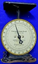 Vintage Columbia Family 24 Pound Scale by Lander, Frary & Clark