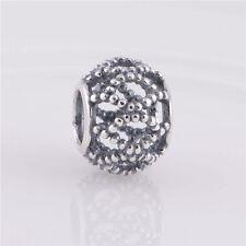 "AUTHENTIC PANDORA ""WANDERLUST"" .925 Sterling Silver European Bead -PN7"
