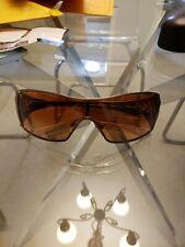 Oakley Dart Sunglasses Womens Bronze Colour Frames Great Shape