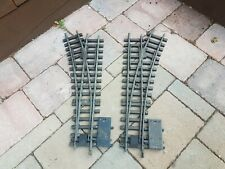 LGB G Scale R3 Electric Point Right And Left 1615 + 1605