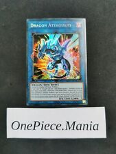 Yu-Gi-Oh! Dragon Attaquant    MP20-FR204 Secrète Rare