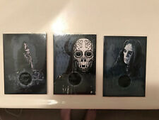 Harry Potter Death Eater Costume Cards From OOTP
