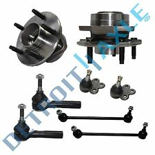 Brand New 8pc Complete Front Suspension Kit Torrent Equinox Saturn Vue Non ABS