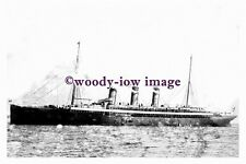 pu0895 - Unknown Liner - photograph