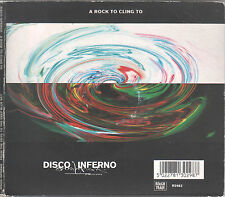 A Rock to Cling To/From the Devil to the Deep Blue Sky by Disco Inferno (CD/UK)