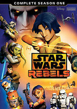 Disney XD Star Wars Rebels Series Complete Season 1 One Brand New Flawless DVD