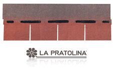 tegola canadese rossa, tegole canadesi tetti e coperture in confezio da 2.32 mq
