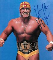 Hulk Hogan WWE WWF Autographed Signed 8x10 Photo REPRINT