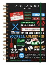 Notebook A5 - Friends Journal- Notepad- Central Perk -The Best TV Show