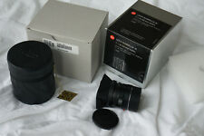 Leica Summilux M 1,4 35 mm ASPH. 11874. 6 bits.