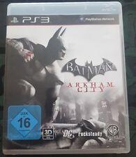 PS3 spiel Batman Arkham City