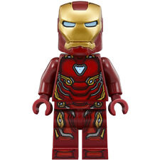 NEW LEGO IRON MAN FROM SET 76108 AVENGERS INFINITY WAR (sh496)