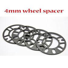 4pcs 4mm 4x100 5x100 4x114.3 5x114.3mm Wheel Spacer Corolla Celica MR2 MR-2