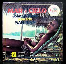 Johnny Albino Y Su Trio San Juan - Mar Y Cielo Vol 8 LP VG+ VLP-108 Puerto Rico