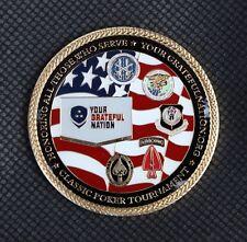 SPECIAL EVENT Neptune Spear bin Laden US Navy SEAL DEVGRU 160th SOAR YGN Coin