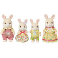 Sylvanian Families 35th Anniversary MARGARET RABBIT FAMILY Calico Critters