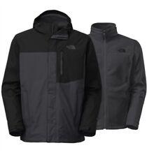 NEW The North Face Mens Atlas TriClimate Jacket XL Asphalt Grey TNF Black $260