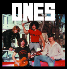 """THE ONES-The Ones 7""""+CD set Milwaukee, WI KBD Punk n' Roll! Stooges!"""