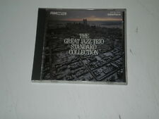 The Great Jazz Trio Standard Collection - JAPAN CD 1987 INTERFACE - NO OBI - NM